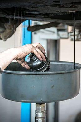 oil filter replacement belleville illinois